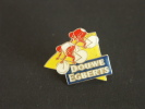 Pin's Pins Badges Wielrennen Cyclisme Douwe Egberts Koffie Cafe Coffee - Radsport