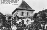 73 CHAMBERY LES CHARMETTES MAISON DE J J ROUSSEAU ET DE MME DE WARENS - Chambery