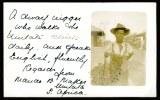 """CPA. """"AFRIQUE DU SUD """" . Carte / Photo à Déterminer: """" Nain """" .... S. Africa. - Postkaarten"""