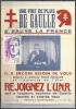 Carte 1er Jour 24/02/1990 Affiche émise Par L'union Pour La Nlle Republique,évenements D'avril 1961 à Alger (bon Etat) - 1990-99