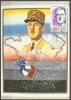Carte 1er Jour 24/02/1990 Affiche De R.B. SIBIA Vendue Au Profit De La Caisse De Solidarité En 1944  (bon Etat) - 1990-99