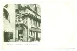 MAINZ. MAYENCE. Porte De La Chapelle Quentin. Ruckseite 1900. 2 Bilder. - Mainz