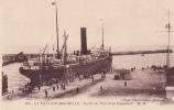 Oceanliner, Sortie Du Port D'Un Paquebot, La Pallice- Rochelle (Charente-Maritime), France, 1910-1920s - La Rochelle