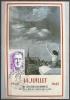 Carte 1er Jour 24/02/1990 Affiche éditée Par Le Ministere De L'info à L'occasion Du 14 Juillet 1945  (bon Etat) - 1940-49