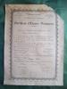 Diplome -certificat D´etudes Primaires-departement De Loir Et Cher--st Aignan- 1923 - Art Populaire