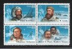 USA  ** ,  1835 - 38 , Nordpolarforscher - Ongebruikt