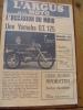 Argus Moto 1974 Essai Harley-Davidson  Sporster 900 - Transports