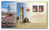 CANADA 2011, # 2477b,  ROYAL WEDDING DAY , OFDC W PARLIAMENT - First Day Covers