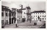 PIEMONTE - Vercelli- Livorno Ferraris - Casa Del Fascio E Piazza Vittorio Emanuele - Vercelli