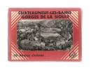 Photos, Lieux, Chateauneuf-les-Bains - Gorges De La Sioule(63), Pochette De 10 Vues - Plaatsen