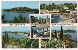 Cp , 06 , SAINT-JEAN-CAP-FERRAT , Multi-Vues - Saint-Jean-Cap-Ferrat