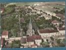 MOSELLE - BOULAY - 57 - En Avion Au Dessus De ... Le Temple Protestant  -  10.5 X 15 - LAPIE - Boulay Moselle