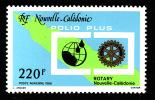 Nouvelle Calédonie  1988 -  Y&T  PA 260   -  NEUF**  Cote  6.60.e - Neufs