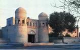 17274    Uzbekistan (USSR),  Khiva,    West  Gates   In  Ichan-Kala  The  Old Part Of The  City,  NV - Uzbekistan