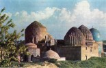 17286   Uzbekistan ,   Shah-Zindeh,  General View,  NV - Uzbekistan