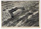 Swinemünde Fliegeraufnahme Luftbild 1939 - Polen
