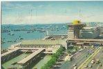CPA-1978-SINGAPOUR-ENSEMB   LE - AEROGARE ET BATEAUX DANS LA RADE--TBE - Aerodrome