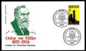 18813) BRD - Michel 963 - FDC - Deutsches Museum - Wert: 1,30 Mi€ - [7] Federal Republic