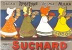 Publicité : Chocolat Suchard  : Edition L´Avion Postal A 76  (neuve) - Publicidad