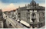 Kattowitz Katowice 1914 Oberschl Grundmann Str. Nach Mailand - Schlesien