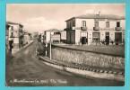 MONTEFIASCONE VIA DANTE CARTOLINA FORMATO GRANDE VIAGGIATA  NEL 1958 - Altre Città