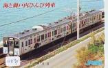 Carte Prépayée  Japon * JR CARD * TRAIN (11.031)   Japan Prepaid Card * Eisenbahn ZUG * Karte * TREIN *