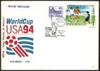 FOOTBALL - ROMANIA BUCAREST 1994 - CAMPIONATI MONDIALI DI CALCIO USA ´94 - Coupe Du Monde