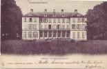 "DEURNE LEZ  ANVERS = Château ""de Zwarten Arend"" (G. Hermans  N° 419) 1902 - Belgique"