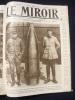 ALBUM journal  LE MIROIR 1917 - 1918 ----------