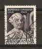 1949 ITALIA USATO CIMAROSA - RR2219 - 6. 1946-.. Repubblica