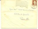 Envellope Obliteration Mécanique 1961  DROME Valence  Envoyé Par Mr PASSAS Michel . - Marcophilie (Lettres)