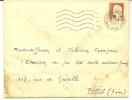 Envellope Obliteration Mécanique 1961  ISSY Les MOULINEAUX Envoyé Par Madame Rodriguez. - Marcophilie (Lettres)