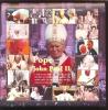 LIBERIA  1656 **  MINT NEVER HINGED MINI SHEET OF POPE JOHN PAUL II  +++ LIEDER S # 217*  ( 0040 - Christendom