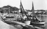 ILE DE PORQUEROLLES (83) Port Bateaux De Peche Village - Porquerolles
