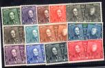 Léopold 1er Et Albert 1er « Epaulettes », 221 / 233*, Cote 65 € Superbe Gravure - Belgium