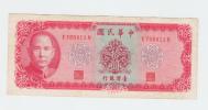 China Taiwan 10 Yuan 1969 VF P 1979a 1979 A - Taiwan