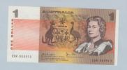 Australia 1 Dollar 1979 AUNC CRISP Banknote P 42c 42 C - Emissions Gouvernementales Décimales 1966-...