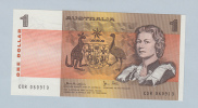 Australia 1 Dollar 1979 AUNC CRISP Banknote P 42c 42 C - 1974-94 Australia Reserve Bank (paper Notes)