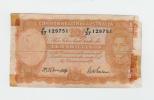 "AUSTRALIA 10 SHILLINGS 1942 ""G"" P 25b 25 B - WWII Issues"