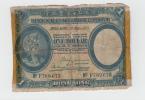 HONG KONG 1 DOLLAR 1935 VG Rare Banknote P 172c 172 C - Hong Kong