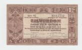 Netherlands 1 Gulden Zilverbon 1938 VF++ CRISP Banknote - [2] 1815-… : Kingdom Of The Netherlands
