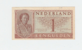 NETHERLANDS 1 GULDEN 1949 AXF P 72 - [2] 1815-… : Kingdom Of The Netherlands
