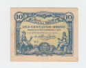 Portugal 10 Centavos 1917 VF Clean Banknote P 95c 95 C - Portugal