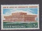 Luxembourg. Cour De Justice Des Communautés Européennes** - Lussemburgo