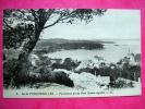 Cpa 83 ILE DE PORQUEROLLES  Panorama Vu Du Fort Sainte Agathe - Porquerolles