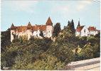 18. Cpsm. Gf. CULAN. Le Château. 498 - Culan