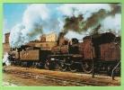 Locomotiva Gr 625.115 E 625.023 Servizio Promiscuo Campobasso - Benevento - Trains