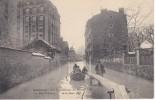 CPA - France - Inondations De 1910 - Asnieres Sur Seine - La Rue D'anjou - Asnieres Sur Seine
