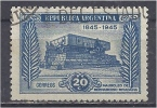 ARGENTINA 1945 Rivadavia's Death Centenary. - 20c Rivadavia's Mausoleum   FU - Used Stamps