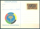 ITALIA - 1980 - CARTOLINA POSTALE - PANATHLON INTERNATIONAL  - Lot 3743 - 1946-.. République